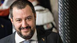 Salvini passa