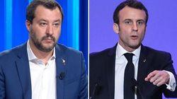 Parigi richiama l'ambasciatore francese a Roma, Salvini ufficializza la