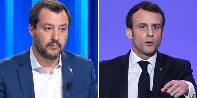 Matteo Salvini - Emmanuel