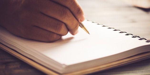 Quello che della scrittura ancora non