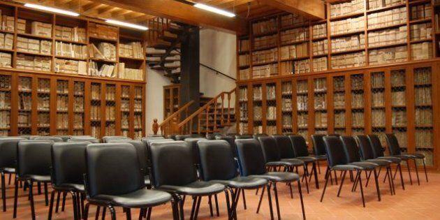 Fuga di gas in Archivio di Stato ad Arezzo: due morti per
