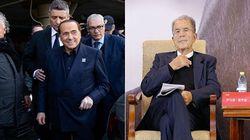 Il governo stretto nella morsa di Berlusconi e