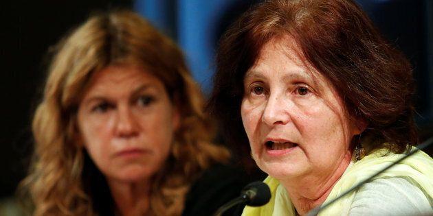La madre di Regeni in sciopero della fame per l'arresto di Amal Fathy, l'attivista egiziana che cerca...