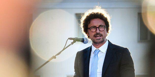 L'annuncio di Toninelli da Genova: