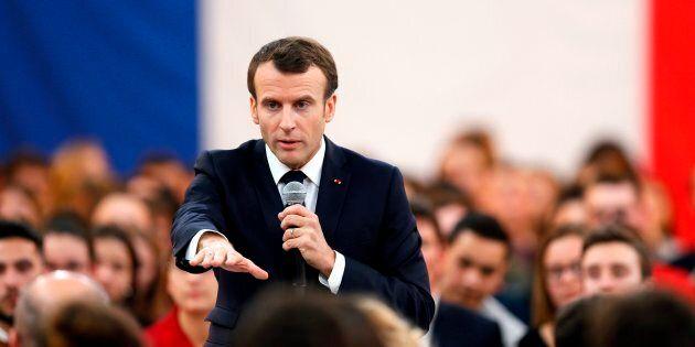 Ma che vuole Macron