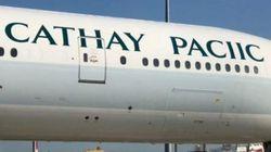 L'epic fail di Cathay Pacific: sbaglia a scrivere il suo nome su uno degli