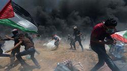 Almeno 52 palestinesi uccisi a Gaza nel giorno dell'inaugurazione dell'ambasciata Usa a Gerusalemme. Raid aereo di Israele ne...