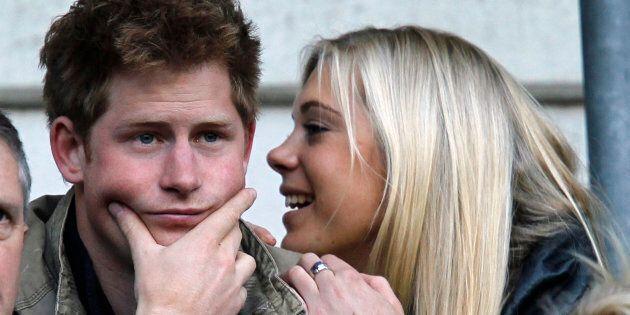 L'ex di Harry non è stata invitata al matrimonio