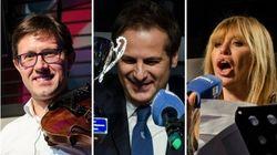 La Lega vince anche quando canta: il sottosegretario Siri trionfa nella sfida sanremese tra