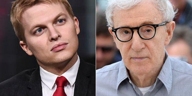Ronan Farrow contro il padre Woody Allen: