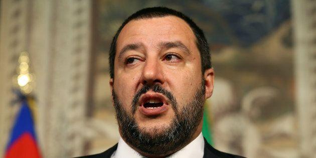 Salvini dopo il colloquio con Mattarella: