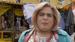 Paquita Salas firma uno de los tuits de la noche sobre Isabel Pantoja y