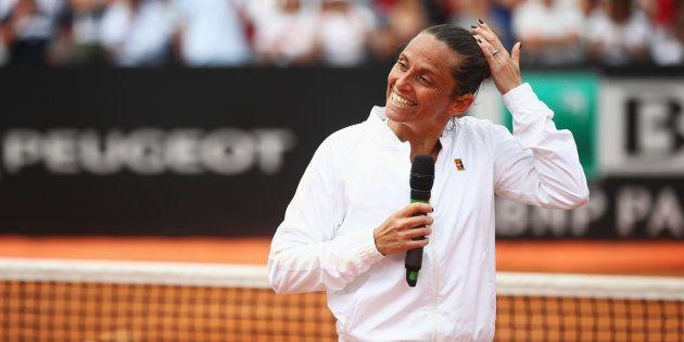 Roberta Vinci lascia il tennis: