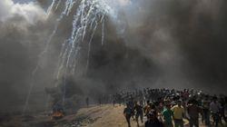 Si temono nuove violenze per la Nakba. Salgono a 59 le vittime palestinesi a Gaza, Hamas chiama