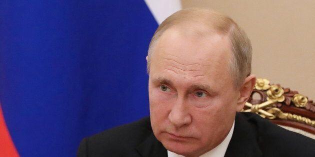 Putin, lo zar del