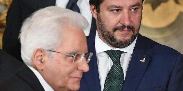 Salvini concede al Colle solo qualche