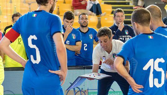 C'è un'Italia che sogna ancora i mondiali di calcio: è la Nazionale dei