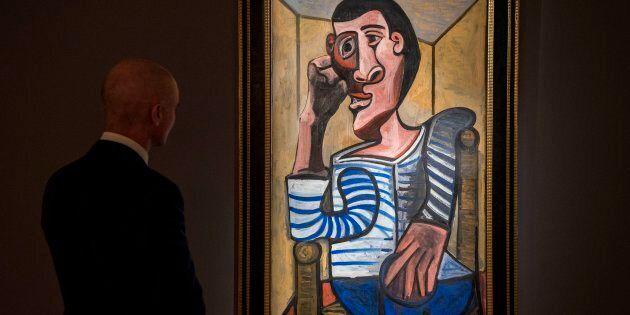 Dipinto di Pablo Picasso da 60 mln di euro danneggiato prima di essere messo