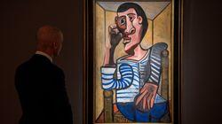 Picasso da 60 mln di euro danneggiato prima di essere messo all'asta.