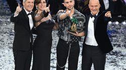 Ottimi ascolti per la finale di Sanremo, ma perde rispetto al