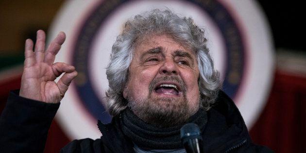 Beppe Grillo pensa a un Euro a due velocità. E pronostica che il contratto di governo si