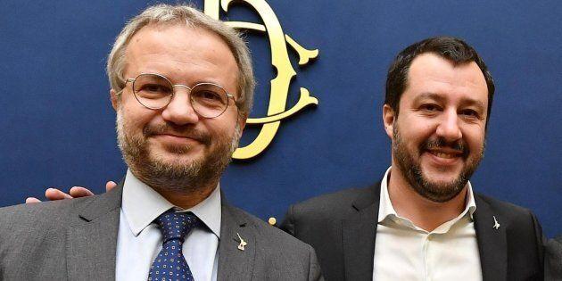 La Lega vuole che l'oro di Bankitalia sia riconosciuto proprietà dello Stato