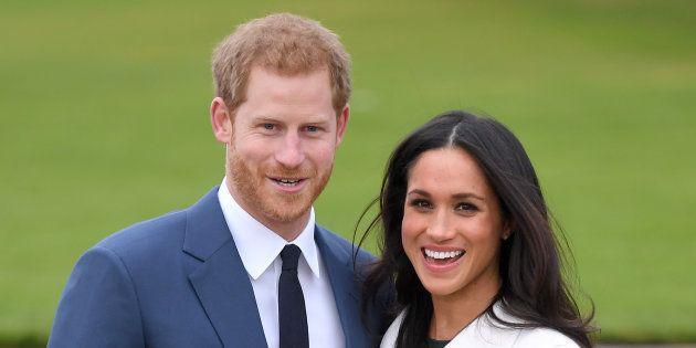 Il Principe Harry e Meghan Markle annunciano il loro