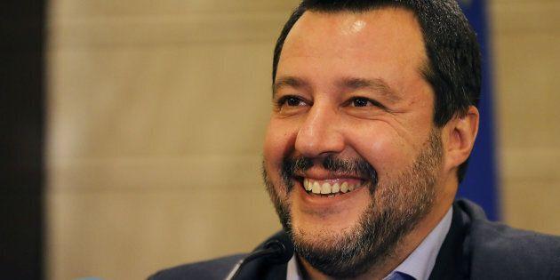Matteo Salvini sta 'na