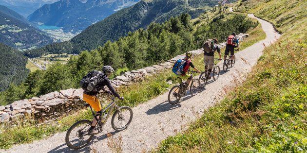 La valorizzazione delle piste ciclabili entra nella Costituzione svizzera. D'accordo tutti i