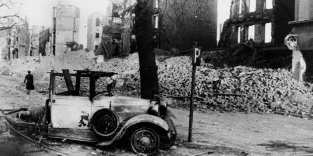 Tra foto e narrazione: un racconto di Amburgo nella Seconda Guerra