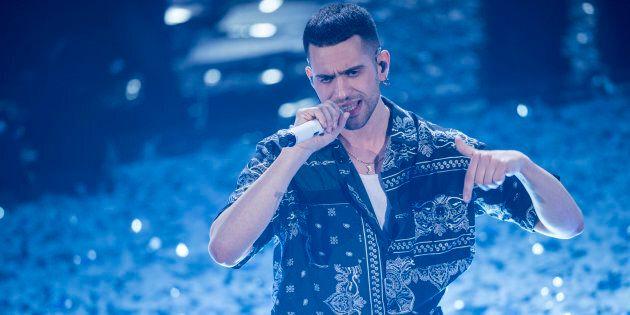 Mahmood va all'Eurovision: