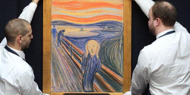 25 anni fa l'Urlo di Munch veniva rubato per la prima volta (in soli 50