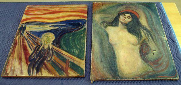 L'Urlo di Munch e la