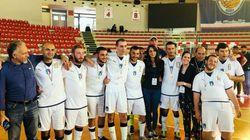 L'Italia vince il mondiale di calcio a 5 per pazienti