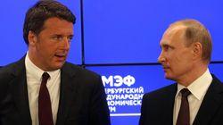 Quando Renzi telefonò a Putin per lamentarsi di un servizio di Russia