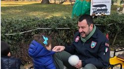 Salvini subliminale sulla Tav:
