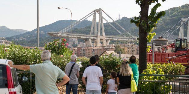 In arrivo il decreto Genova, Autostrade è fuori, resta il pericolo