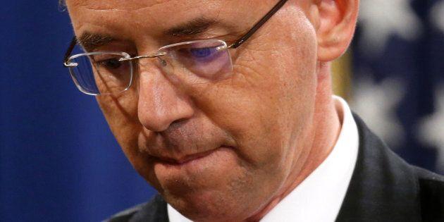 Rod Rosenstein, viceministro della Giustizia Usa, potrebbe lasciare a breve il suo incarico. Giovedì...