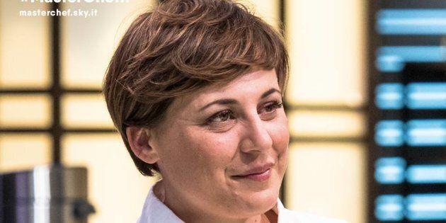 Antonia Klugmann saluta Masterchef: