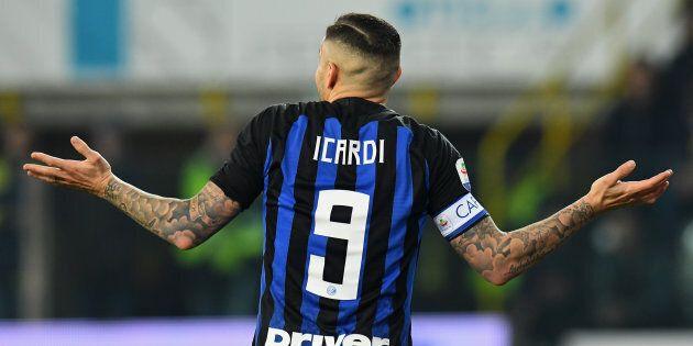 L'Inter ha tolto la fascia di capitano a Mauro Icardi. Spalletti: