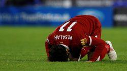 Salah gioca la finale di Champions League a digiuno. E il British Museum espone i suoi