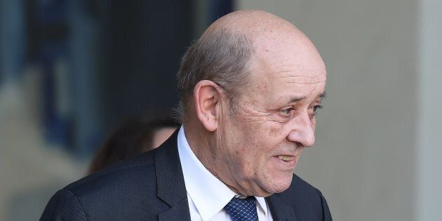 Jean Yes Le Drian: