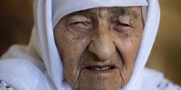 La donna più vecchia del mondo:
