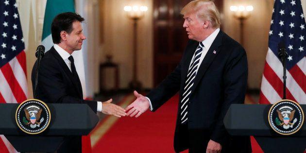 Incontro Trump-Conte: sul tavolo la conferenza di novembre sulla Libia e