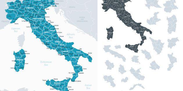 Autonomie regionali, le due Italie. Governatori del Nord in pressing, preoccupazioni al