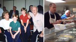 Il Principe William ha dimostrato che oggi sua madre Diana sarebbe orgogliosa di