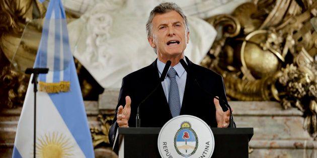 La scommessa di Macri per la crisi