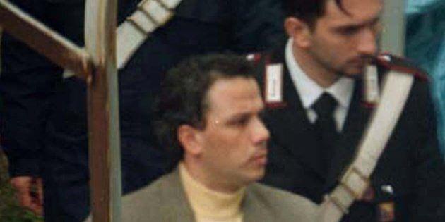 Un'immagine d'archivio, senza data, del boss mafioso Giuseppe Graviano. ANSA / FRANCO