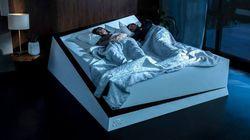 Il partner invade la tua parte di letto? Ecco il modello automatizzato che lo