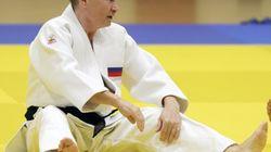Putin sfida a Judo il campione olimpico. E ci rimette un